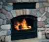 Z2510 wood fireplace