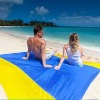reactive printing beach towel