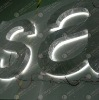 Top grade led back illuminated letters with competitive price