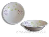 Fine ceramic bowl