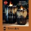 Imitation Glaze Ceramic Fire Pit