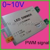 constant voltage 0~10V signal / 12Vdc led pwm dimmer with CE RoHS
