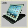 With a Variety of Designs leather case for the new ipad