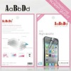 high clarity high resolution clear screen protector for iphone4g