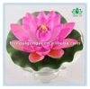 EVA water lily (M) Floating lotus artificial flower, decorative flower