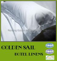 popular hotel percale sateen cotton pillowcase