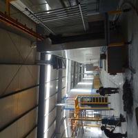 Aluminum profile powder coating plant