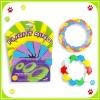 Plastic Promotional Flying Foldable Frisbee
