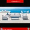 Breeze Lifestyle Set Aluminum Sofa Set 2013 Trends SE0002
