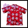 Men's cotton short sleeve Hawaiian shirts