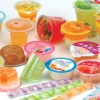 packaging film for jelly cup