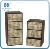 PU LEATHER HOMELY STORAGE BOX