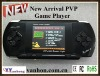 Portable 8 bit tv game console PVP pocket 6