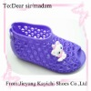 jelly sandal Girl Sandal special design