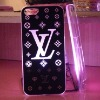 New Arrival production mobile flashing cover by different picture