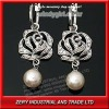 2011 fashion pearl earrings