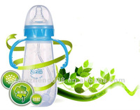 Silicone baby bottles