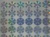 2D/3D anti-counterfeit hologram