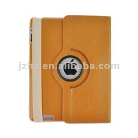 for Apple iPad2 PU leather rotating sets