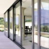 interior aluminum sliding door