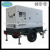 Trailer Type Silent diesel generation
