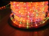 Rice bulbRound 2wires rope light duralight Normal rope light Christmas rope light