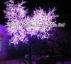 PINK LED CHERRY BLOSSOM TREE LIGHTS FOR SIGHTSEEING