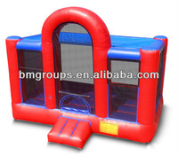 Inflatable Super Module Bouncer for sale
