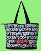 2012 new fashion souvenir bag with all over printing