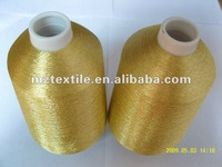 pure gold metallic embroidery thread