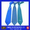 Polyester uniform logo school neckties