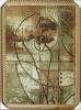 handmade silk tapestry