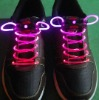 fiber optic lighting flickering shoelaces