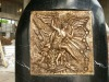 Bronze sculpture Wall art sculpture Gold silver bronze medals