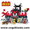 COGO building block Ninja Bot enlighten toys 500PCS