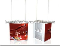 light promotion table display with ABS plastic