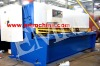 QC12K-25*3200-E20 Hydraulic Swing Beam Shearing Machine
