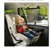 car window roll curtain/shade for baby