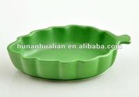 heat-resisting leaf shape bakeware