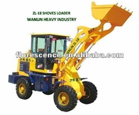 SINGLE BUCKET WHEEL LOADER ZL18