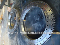 Tower crane slewing bearing types : 011.40.1120 and 011.45.1250