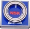 NSK Bearings NSK Single-Row Deep Groove Ball Bearings
