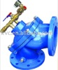 Diaphragm type mud valve