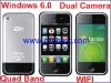Hot Smart Phone M88 Windows Quad Band with Dual Camera
