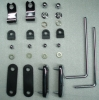 parts of windshield(windsreen hardware,motorcycle fitting)