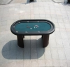 Deluxe Poker table,casino poker table,folding poker table,custom poker table,table,casino table,game table,wood poker table