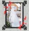 Wedding Dress,Plus Wedding Gowns,Bridal Dress, Bridal Gown WD1035