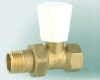 Brass Lock Shield Radiator Valve