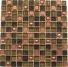 Crystal glass mosaic tile (KSL-9043), painting mosaic