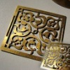 Sample made by steel cutting machine/ CNC plasma cutting machine/ brass cutting machine